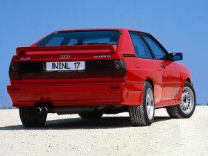 Audi Quattro 20V | by Auto Clasico