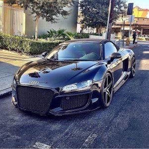 Nasty R8 By R B #amazing_cars
