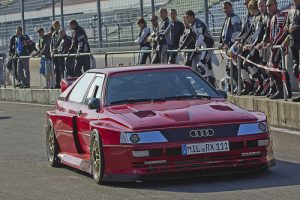 Audi Widebody 500hp Quattro