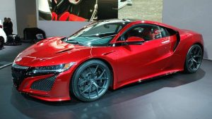 Honda NSX – Motoring Research