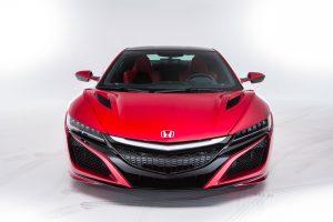 Honda NSX JP-spec 2017