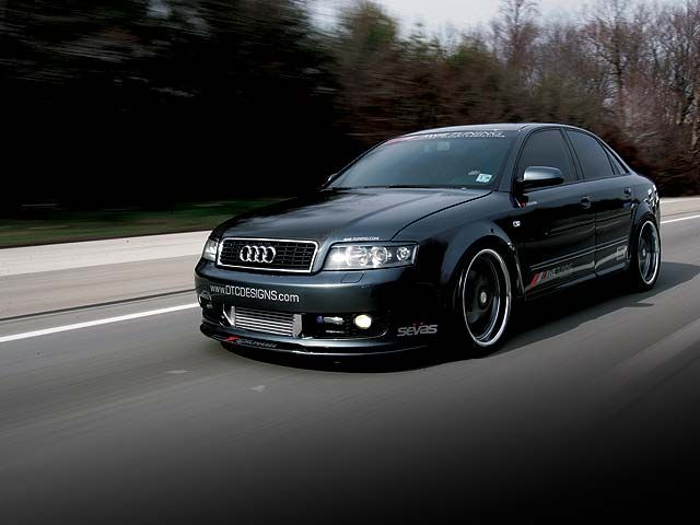 Audi A4 Tuning Modified Audi A4 B6