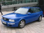 Audi RS2 Nogaro – the one that started it all for me.
